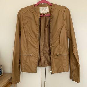 NWOT Pull & Bear Biker Jacket